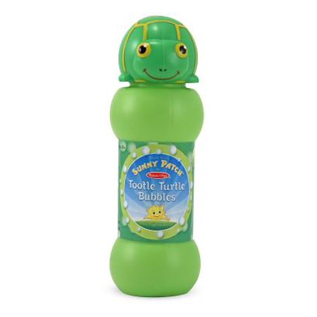 Tootle Turtle Bubble Solution by Melissa & Doug - 6143