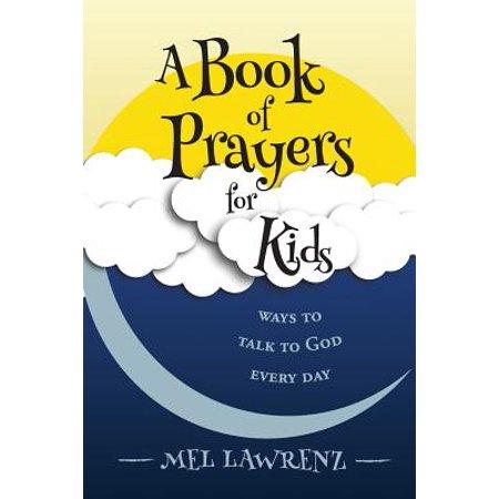 A Book of Prayers for Kids (Paperback) (A Wedding Prayer)