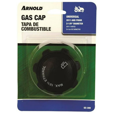 Arnold 0968248 Vented Gas Cap for Use with MTD Lawn Tractors, 20 12 in  Diameter