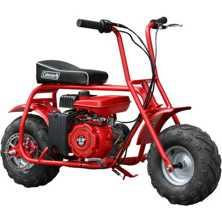 coleman trail gas100cc mini bike. Black Bedroom Furniture Sets. Home Design Ideas