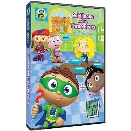 Super Why  Goldilocks And The Three Bears