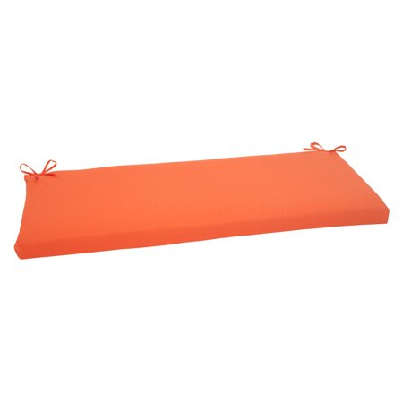 Pillow Perfect Solid 45 in. Bench Cushion ()