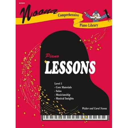 Noona Comp Piano Lessons Level 1 - This Halloween Piano