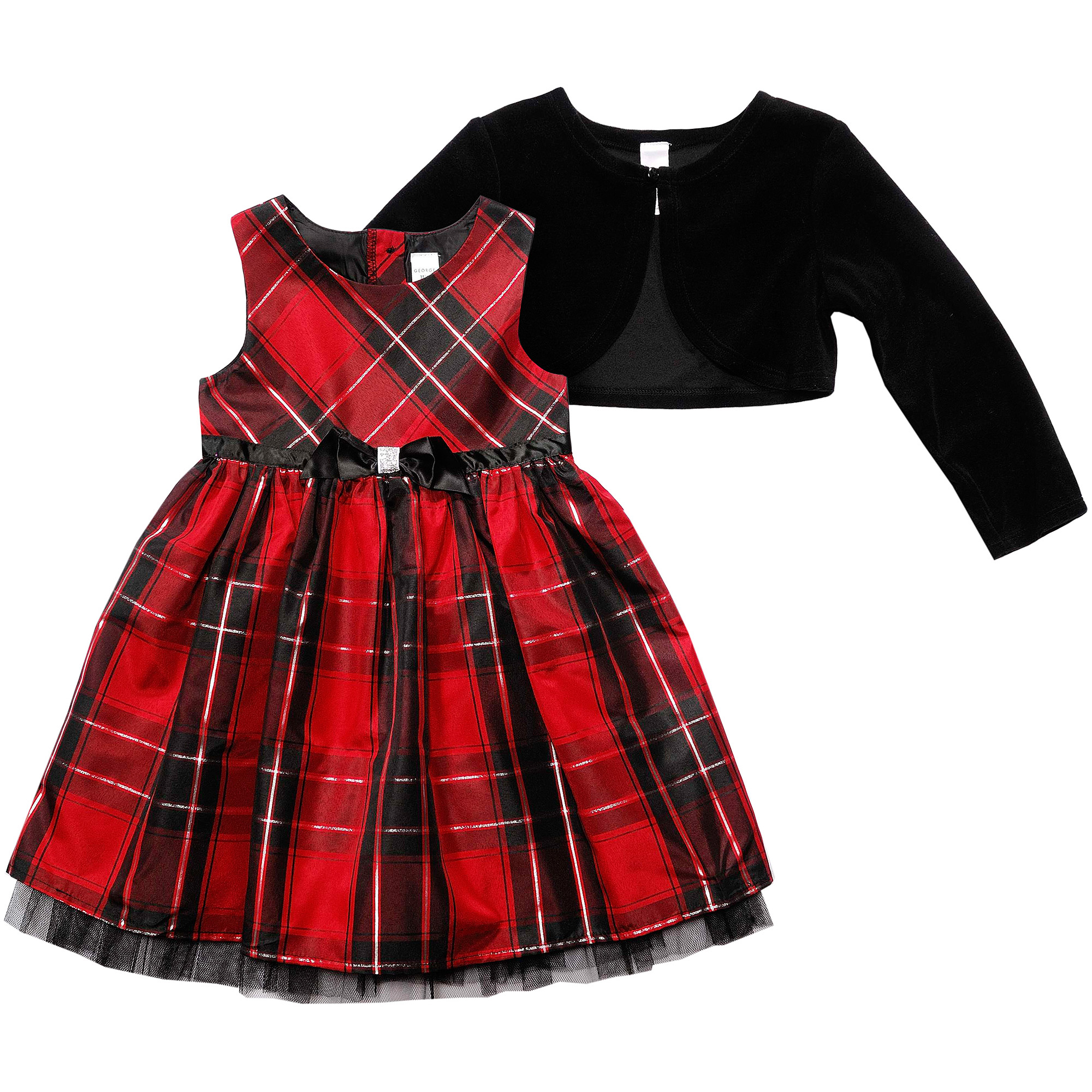Charming Christmas Dresses For Toddlers #1: 87bec9d6-59e5-400c-a677-b28f69830293_1.b883bbbca211fc17c7da0aa9dbe00f14.jpeg?odnHeight=450