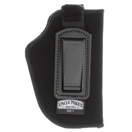 Uncle Mikes inside the Pant Holster Black Large 76361