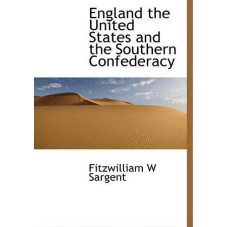 England the United States and the Southern Confederacy - image 1 of 1