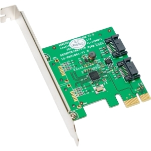 2PORT PCIE 6GBPS SATA III CONTROLLER CARD