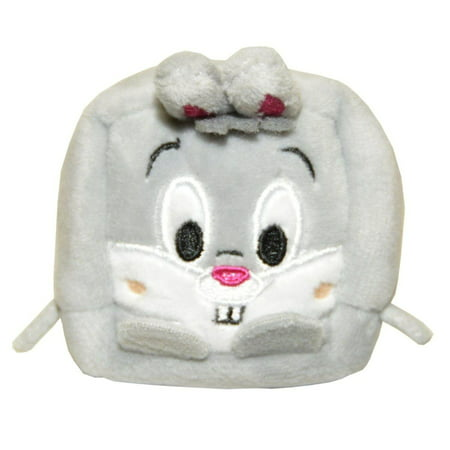 Kawaii Cubes Series 1 Small WB Character Plush - Bugs Bunny - Halloween Bugs Bunny Witch