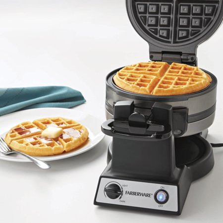 Farberware Flip Double Waffle Maker
