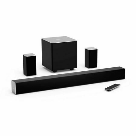 VIZIO SB3251N-E0 32-Inch 5.1 Channel Soundbar w/ Wireless Subwoofer and Rear Speakers - Manufacturer