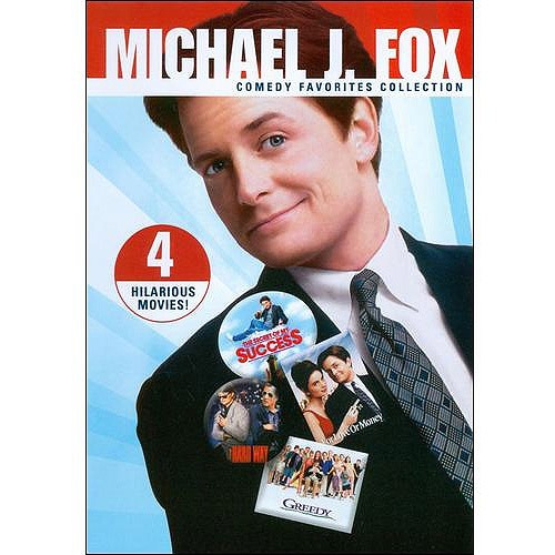 Michael J. Fox Comedy Favorites Collection: The Secret Of My Success / The Hard Way / For Love Or Money / Greedy (Widescreen)