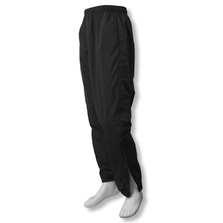 - Water-resistant Normandy warm up pants by Code Four Athletics