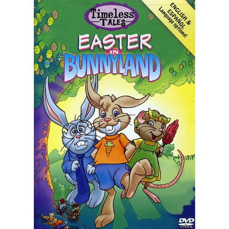 Timeless Tales: Easter In Bunnyland