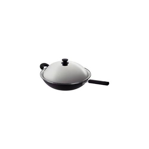 Superbond Nonstick Wok w Non-Stick & Scratch Resistant Coating
