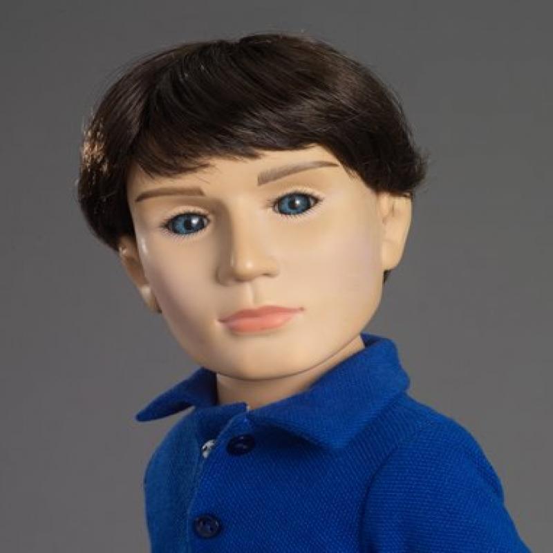 CARTER - 18 inch Boy Doll