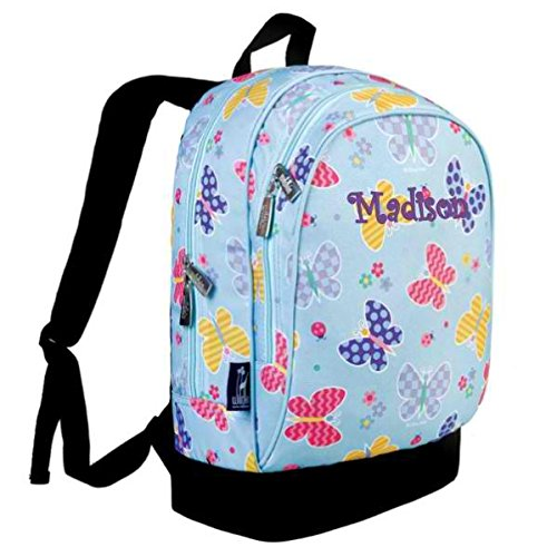 Personalized Classic Backpack (Butterfly Garden)