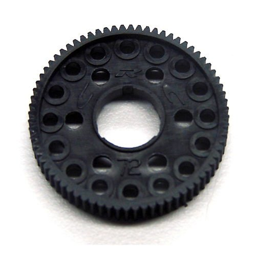 NYA 64 Pitch Spur Gear 72 Tooth Multi-Colored