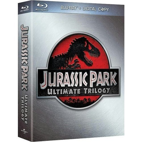 Jurassic Park: The Ultimate Trilogy (Blu-ray) (With INSTAWATCH) (Widescreen) by UNIVERSAL HOME ENTERTAINMENT