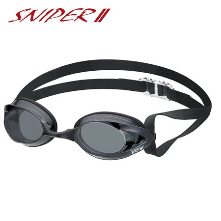VIEW Swimming Gear Sniper II Racing Goggle