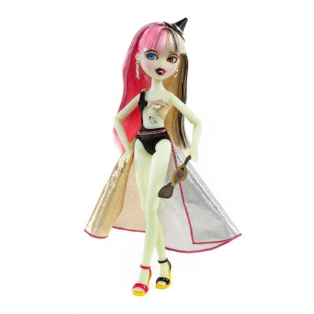 Bratzillaz Midnight Beach Cloetta Spelletta - Midnight Beach Doll