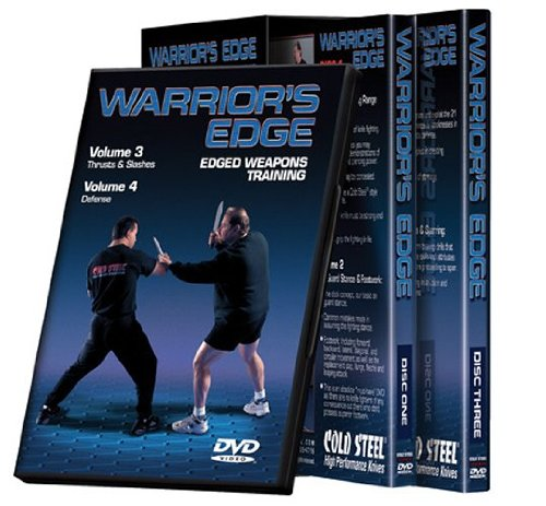 Cold Steel Warriors Edge DVD by Generic