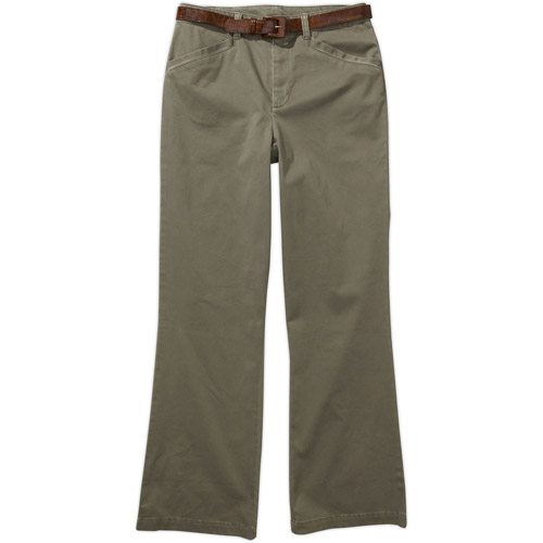 White stag boot cut jeans pants