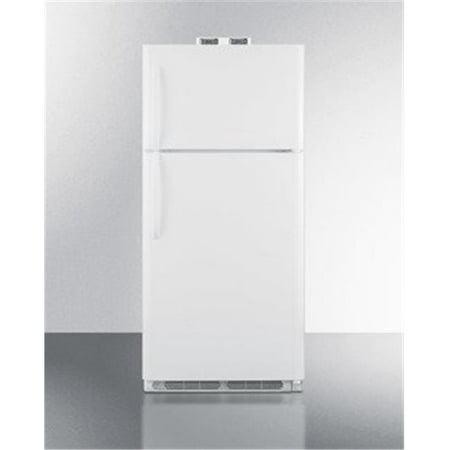 Crosley BKRF18W 18 cu. ft. Break Room Refrigerator with Alarm & Thermometers, White ()