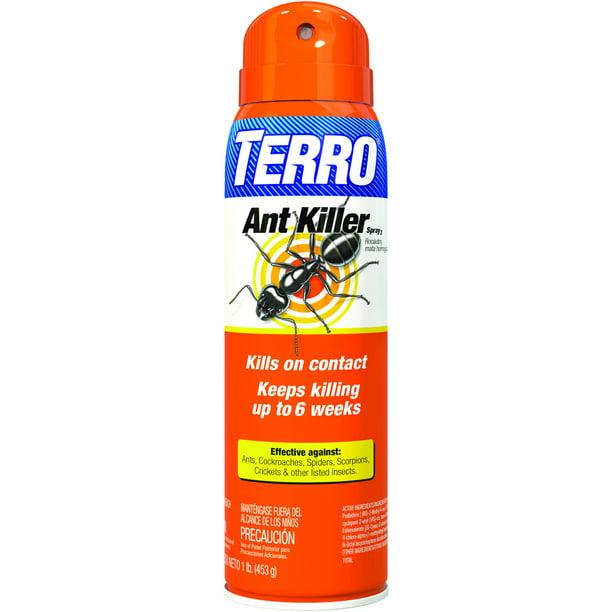 Terro Ant Killer Spray Walmart Com Walmart Com