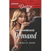 Stewart Heirs, 2: His Marriage Demand (Paperback)