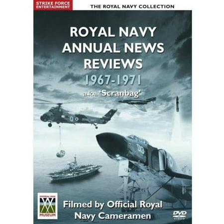 Royal Navy Annual News Reviews 1967-71