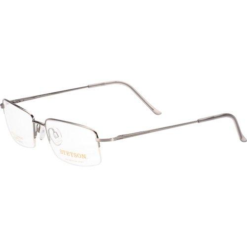Zyloware: Stetson Gunmetal 058 Eyeglasses, 1 pr