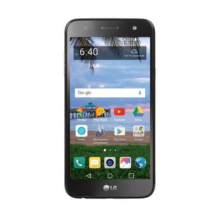 5d12ea0a49d Total Wireless LG Fiesta 4G LTE Prepaid Smartphone - Walmart.com
