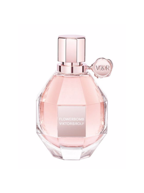 ($165 Value) Viktor & Rolf Flowerbomb Eau De Parfum, Perfume for Women, 3.4 Oz