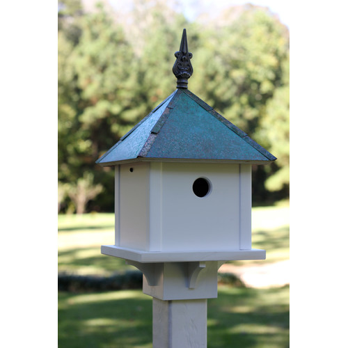 Heartwood Skybox 22 in x 12 in x 12 in Birdhouse by