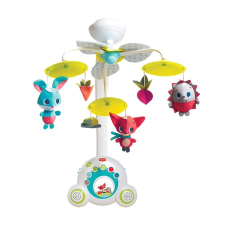 Meadow Days Soothe 'n Groove Baby Mobile Tiny