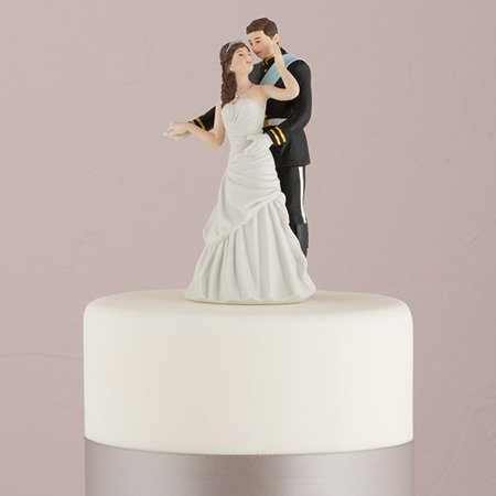 Prince And Princess Couple Wedding Cake Topper - Prince And Princess Party