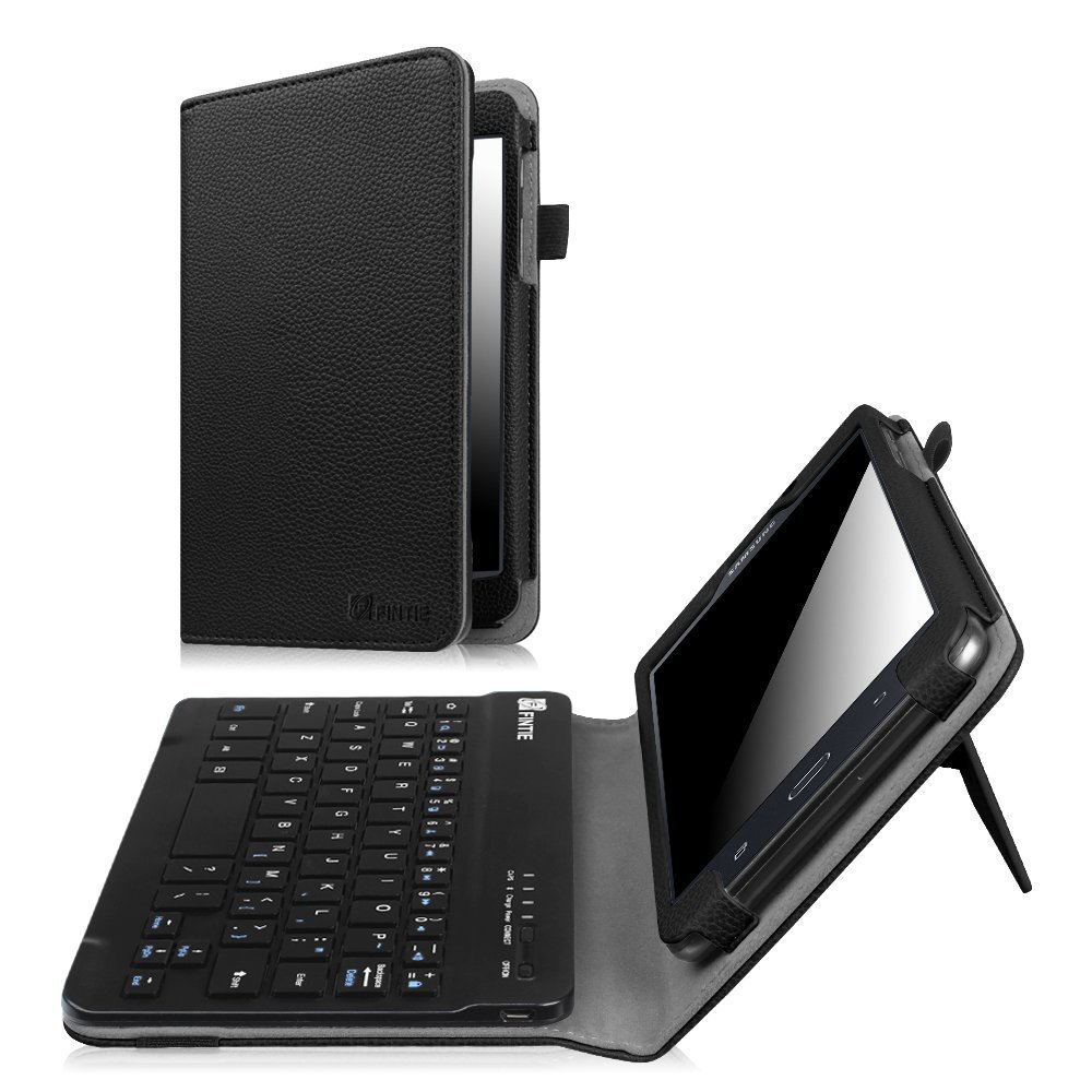 Fintie Samsung Galaxy Tab A 7.0 Keyboard Case, Slim Fit F...