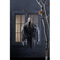 Way to Celebrate Animated Slashing Reaper Outdoor Halloween Décor, 36 in