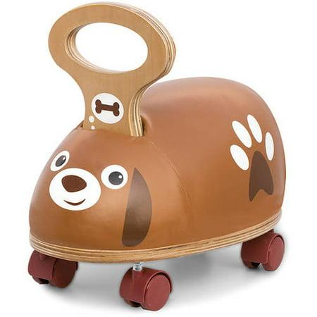 Kids Preferred Skipper Ride 'n' Roll Puppy