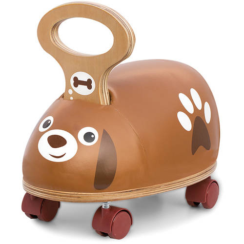 Kids Preferred Skipper Ride 'n' Roll Puppy