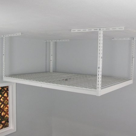66'w Overhead Storage (SafeRacks 4 x 6 ft. Overhead Garage Storage Rack)