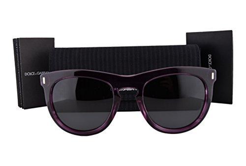 Authentic Dolce  Gabbana Womens Vintage Sunglasses Violet Dg 8002 60476 28757