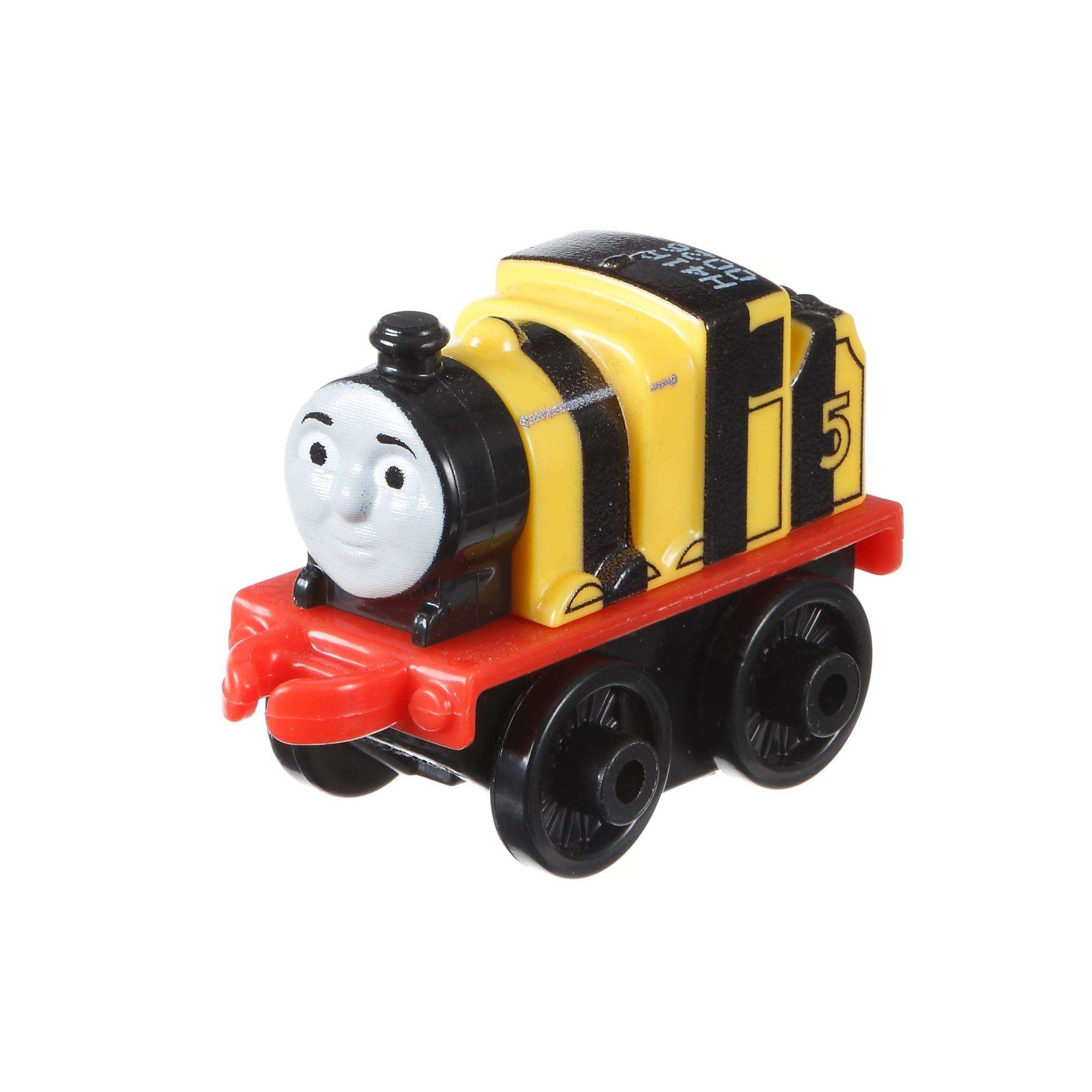 Thomas /& Friends Minis Light Ups Set Lot of 6 New Free Shipping