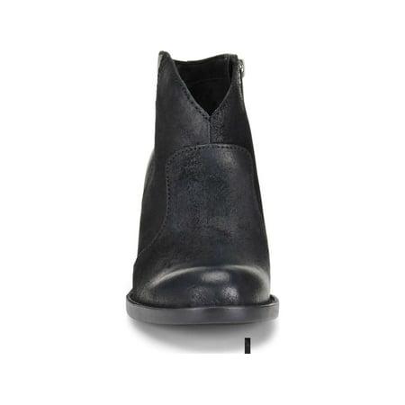 Born Womens Michel Almond Toe Ankle Fashion Boots ()