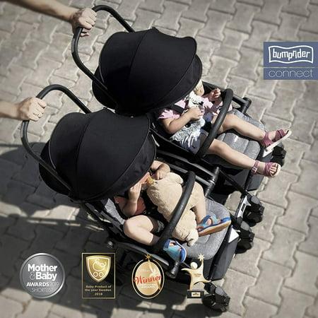Bumprider - Connect Stroller - Black - image 8 of 9
