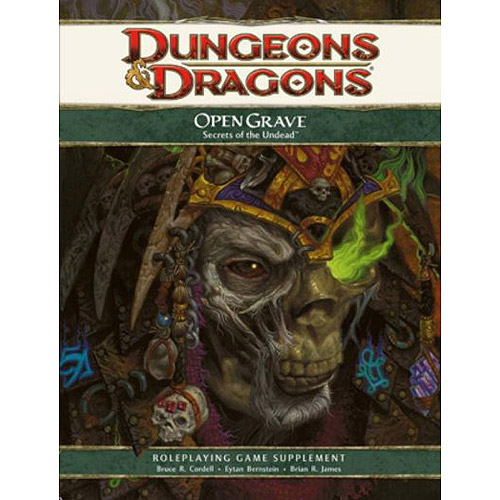 Dungeons & Dragons Open Grave: Secrets of the Undead