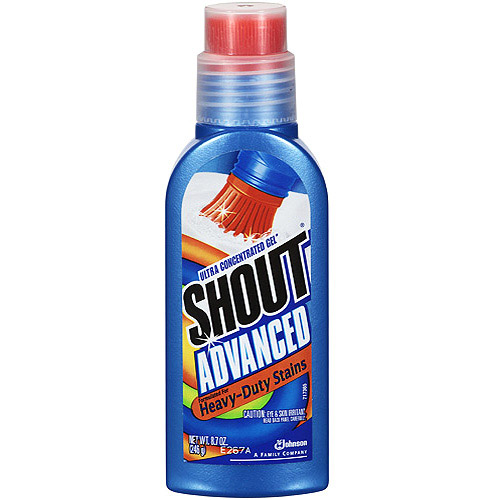 Shout Advanced Ultra Concentrated Gel, 8.7 OZ