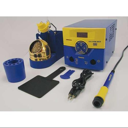 HAKKO FM203-HD Soldering Station with HD Handpiece