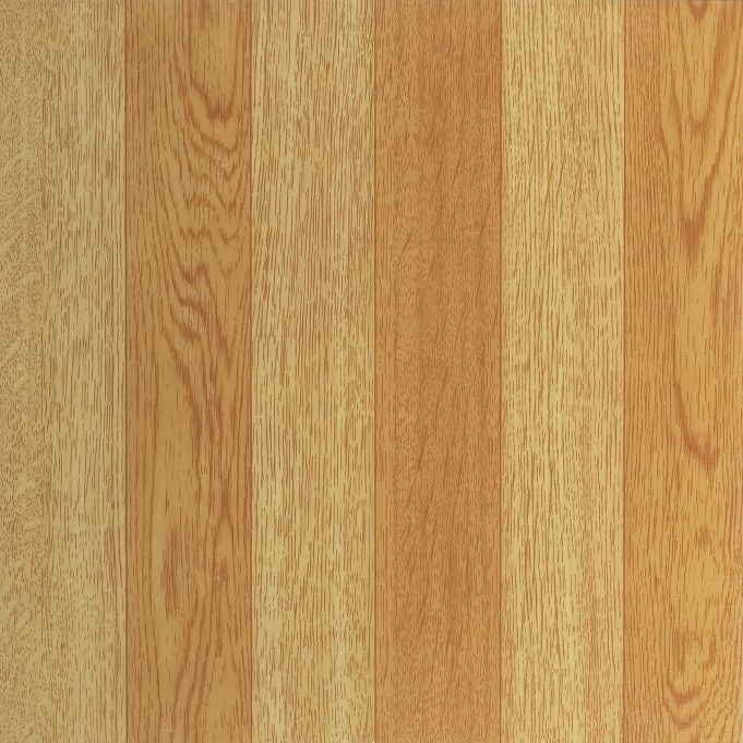 Nexus Light Oak Plank-Look 12x12 Self Adhesive Vinyl Floor Tile - 20 Tiles/20 sq. ft.