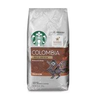Starbucks Colombia Medium Roast Ground Coffee 12-Ounce Bag